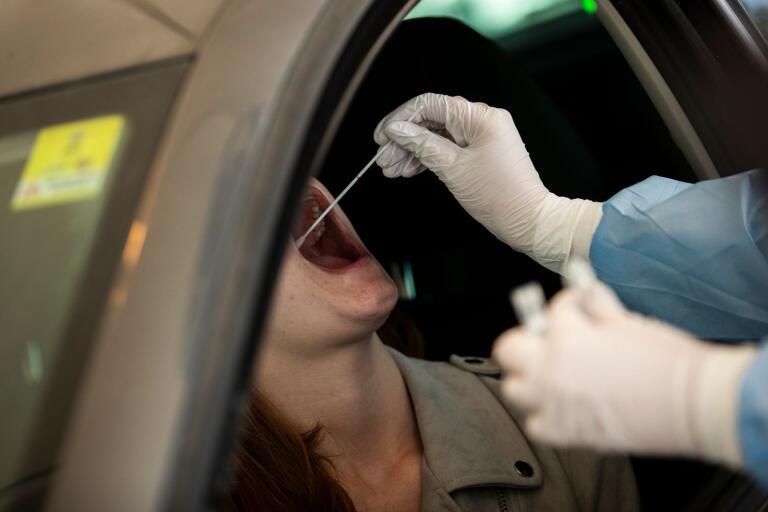 Drive-in-tester har tidigare genomförts i bland annat Luxemburg. Nu ska metoden användas i Borås.