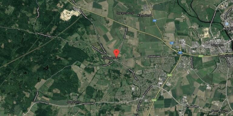 Nya ägare till fastigheten på Ekebergsvägen 179 i Kristianstad – prislappen: 350000 kronor