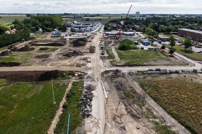 Havrejordsvägen avstängd året ut – skulle öppnats i juni
