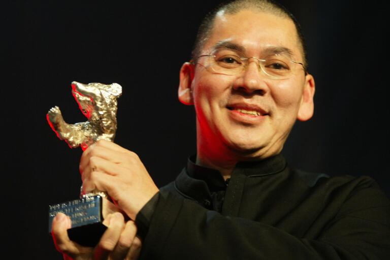 """Regissören Tsai Ming-liangs film """"Days"""" kommer att visas vid Taipeis filmfestival. Arkivbild."""