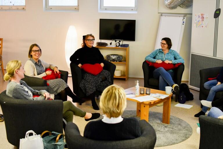 Gruppledare från hela Skåne utbildas i Simrishamn