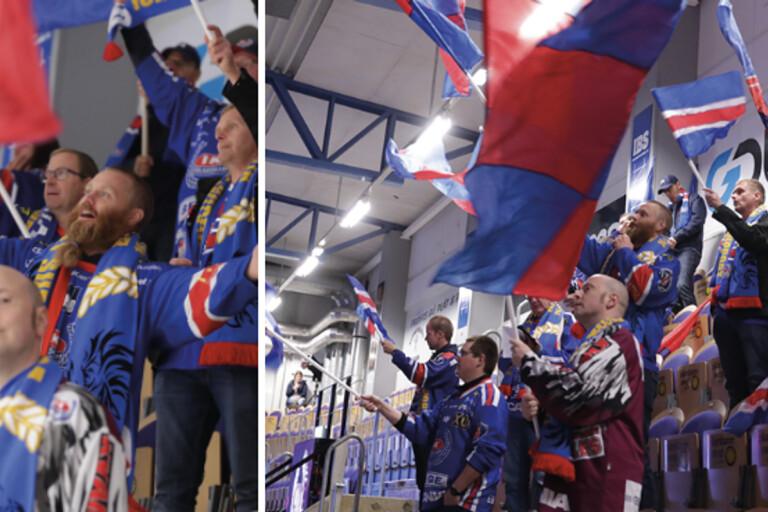 "Christian Gustafsson: ""Ge Blue Front Support platserna varje match"""