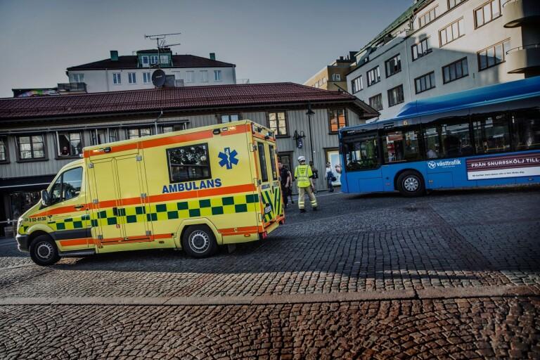 Busschaufför åtalas efter olycka