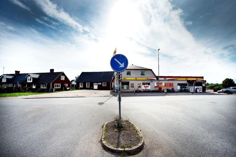 Sverigedemokraterna fick flest röster i Näsum. Det är det enda distriktet där Socialdemokraterna inte är störst.