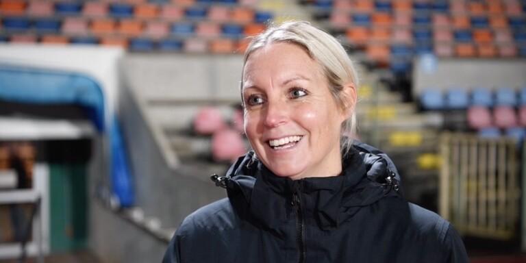 """TV: """"Det känns helt fantastiskt"""" säger Växjö DFF:s tränare"""