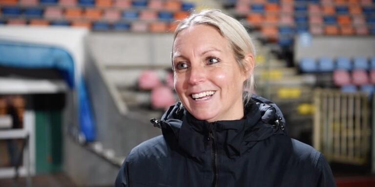 Avslöjar: Maria Nilsson fortsätter som Växjö DFF-tränare