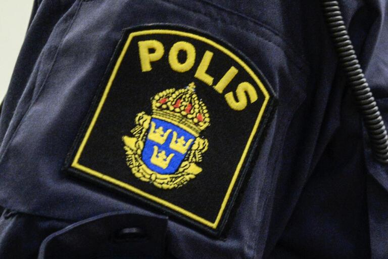 Polisen åtalas misstänkt för bland annat misshandel. Arkivbild.