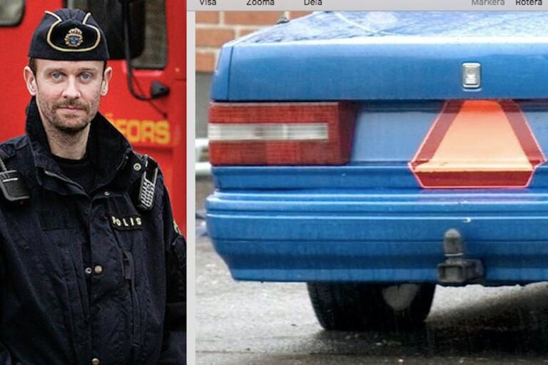 Fylla vid bilträff med 250 unga – polisen kritisk mot föräldrar
