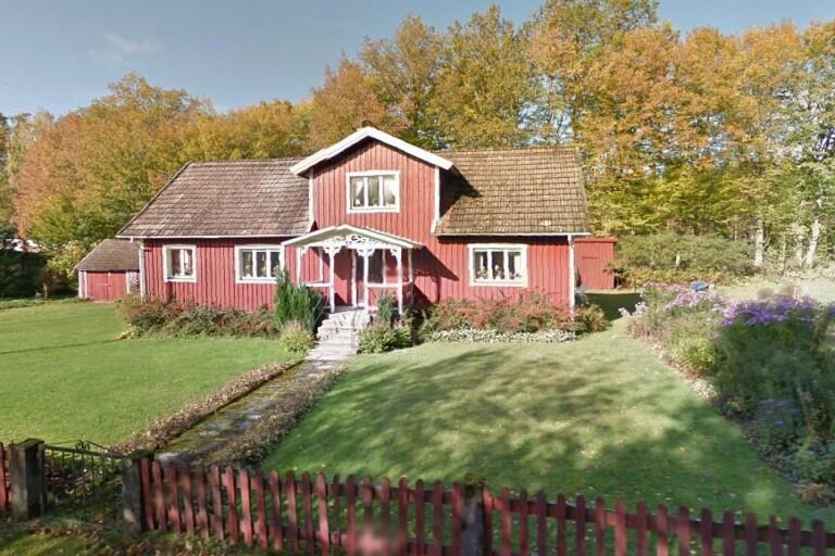 59-åring ny ägare till äldre hus i Glimåkra – prislappen: 620000 kronor