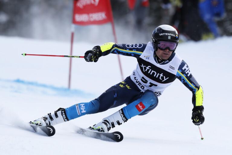 Ingen svensk vidare efter alpina kvalet