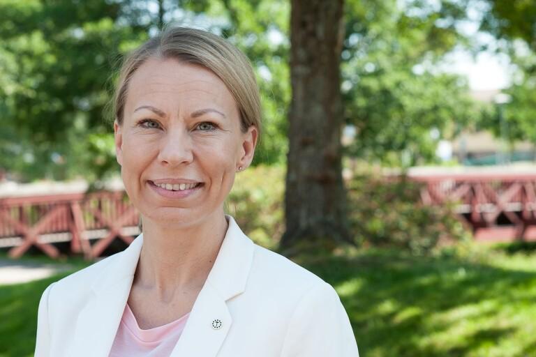Sara Rudolfsson pratar om kvinnor och makt