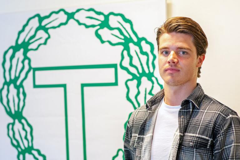 Hannes Johansson.