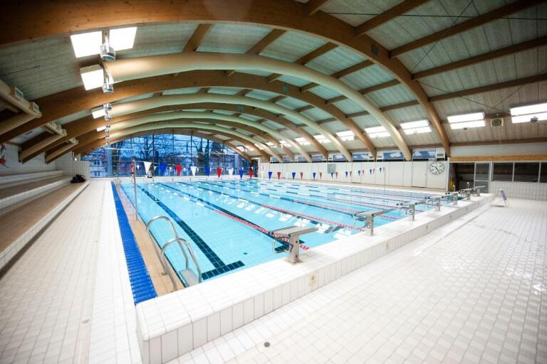 Badhuset i Trelleborg stängs med omedelbar verkan, för alla utom simföreningarna och simskolan.