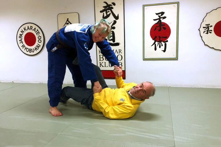 17-årig judotjej får ungdomsstipendie