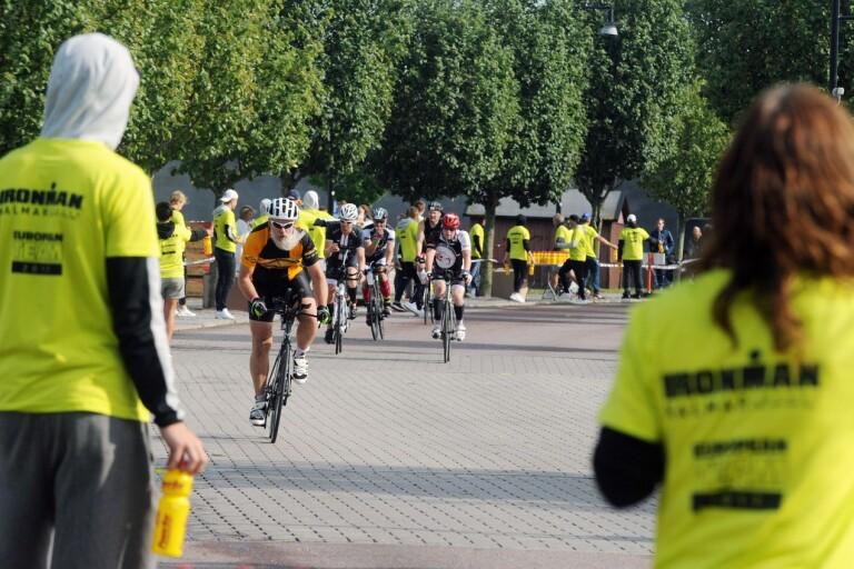 Nickebo och Sportalliansen kämpar för att få ihop tillräcklig bemanning till depån i Färjestaden och Resmo under Ironman.