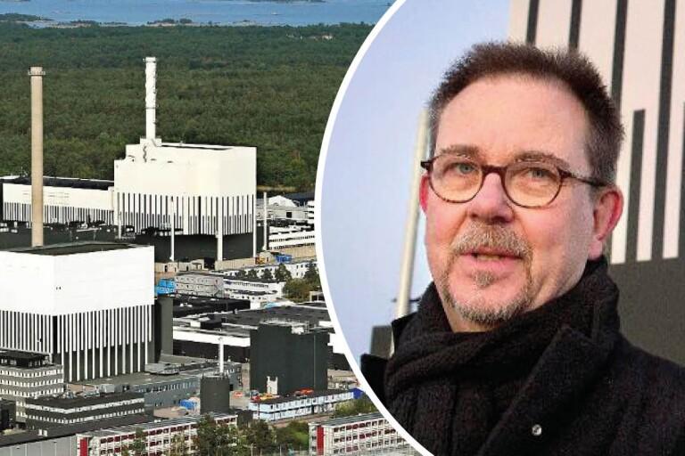 Efter 25 år – Österberg slutar som informationschef på OKG