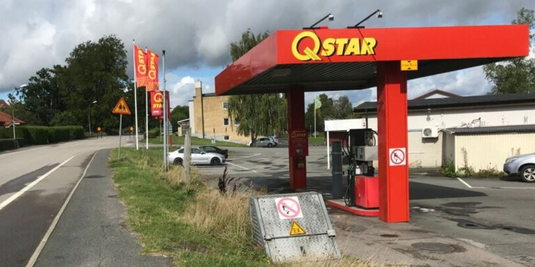 Petrol station to close down