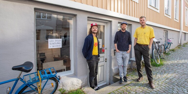 Affärsliv: Vinylförsäljning återuppstår i klassiska butiken