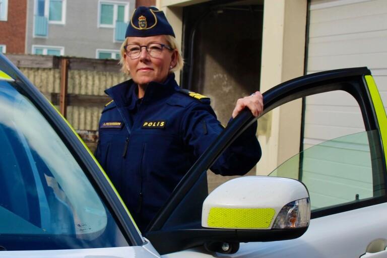 """Nya polischefen: """"Dragits till situationer då det kittlar i magen"""""""