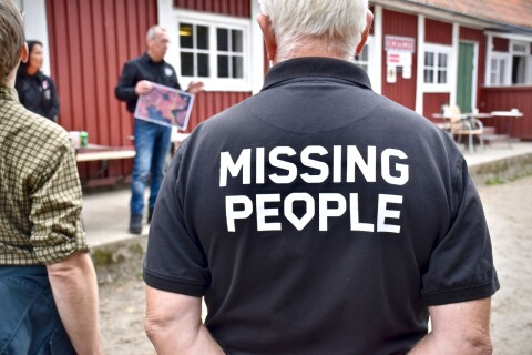 Skallgång: Missing People letar efter den försvunne 81-åringen