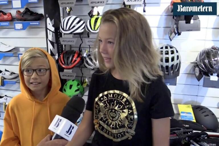 """Deras mamma gör Ironman: """"Hon skäller mycket på oss"""""""