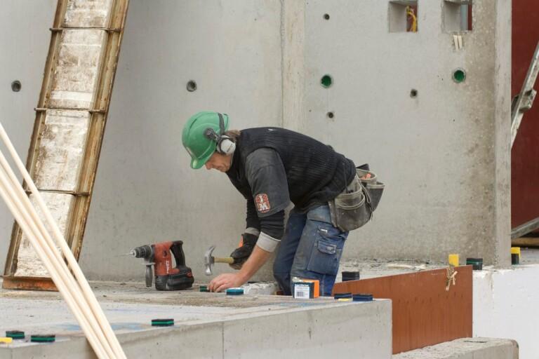 Så många byggjobb riskeras i coronakrisen