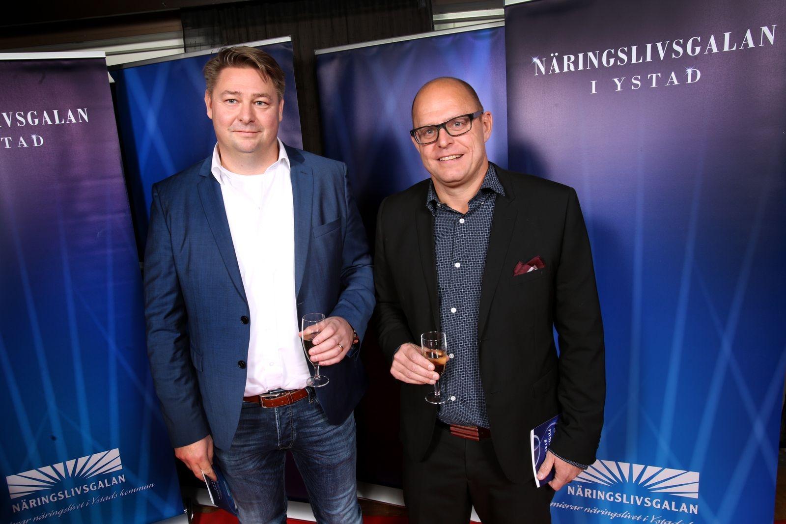 Mikael Andersson och Niklas Björklund, Hydx