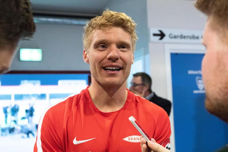 Elfsborgs norske lagkapten Sivert Heltne Nilsen missar inledningen av säsongen. Arkivbild.