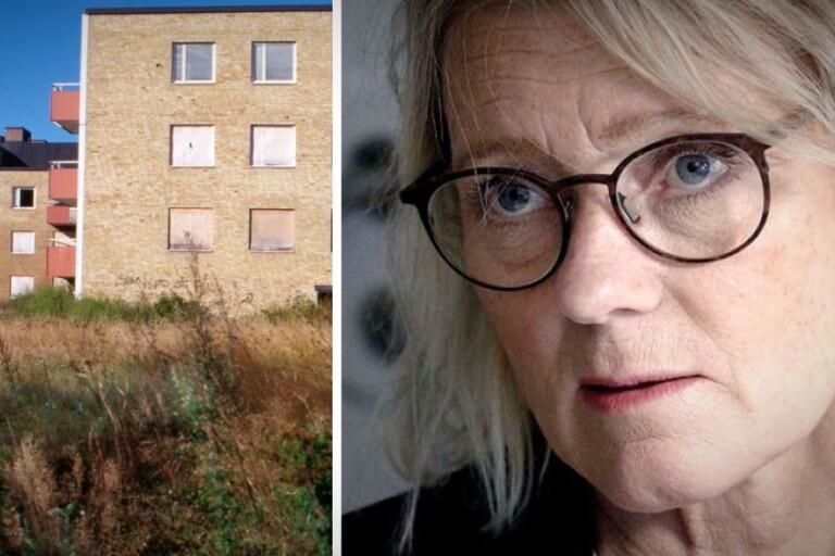 Villor ska byggas där punkthusen stått i Svaneholm