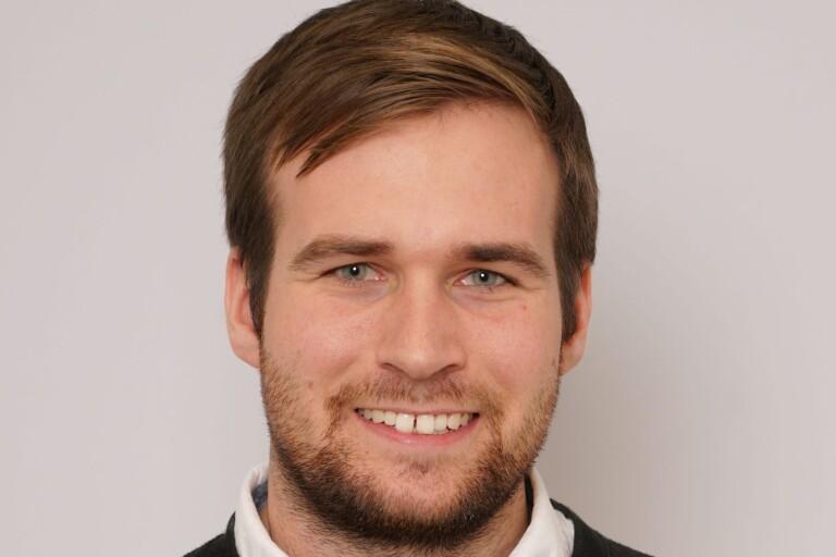 Ludvig Ceimertz, Moderaternas nye ordförande i Kristianstad/Åhus.