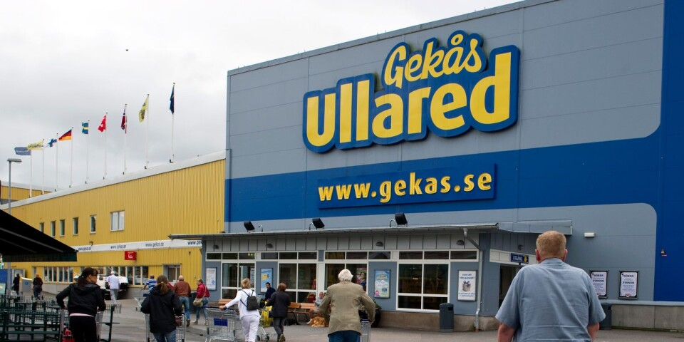 The company will make 24 coach trips to Gekås in Ullared.