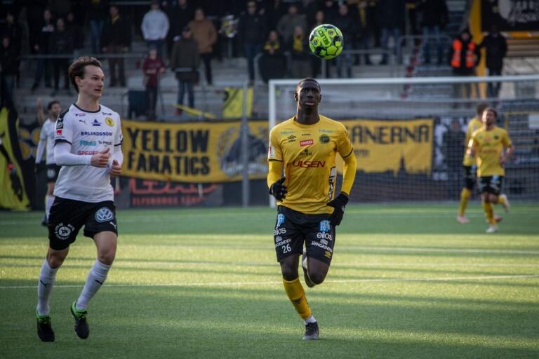 Elfsborgsspelaren klar för spel i Örgryte