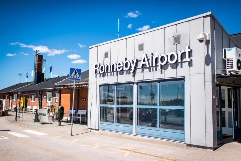 Söker ny charterpartner till Ronneby