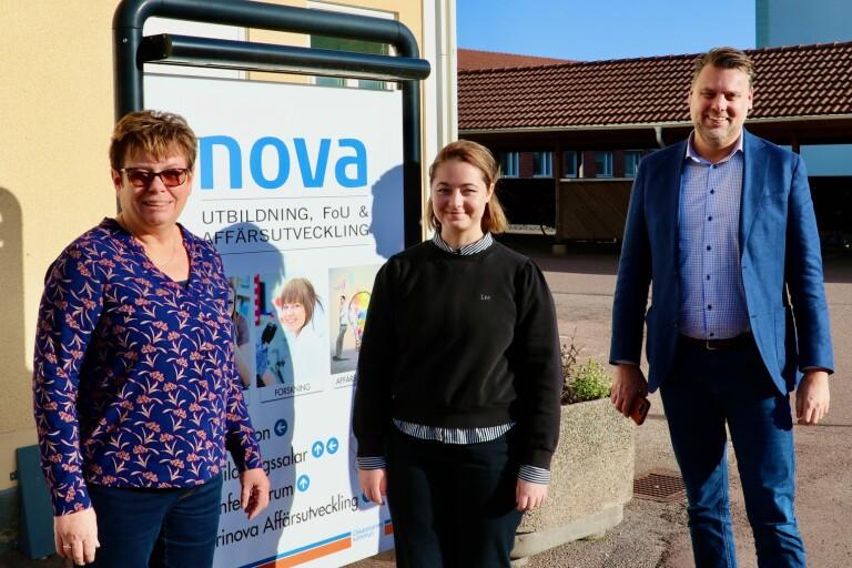Klart: Utbildning för sjuksköterskor på Nova till 2027