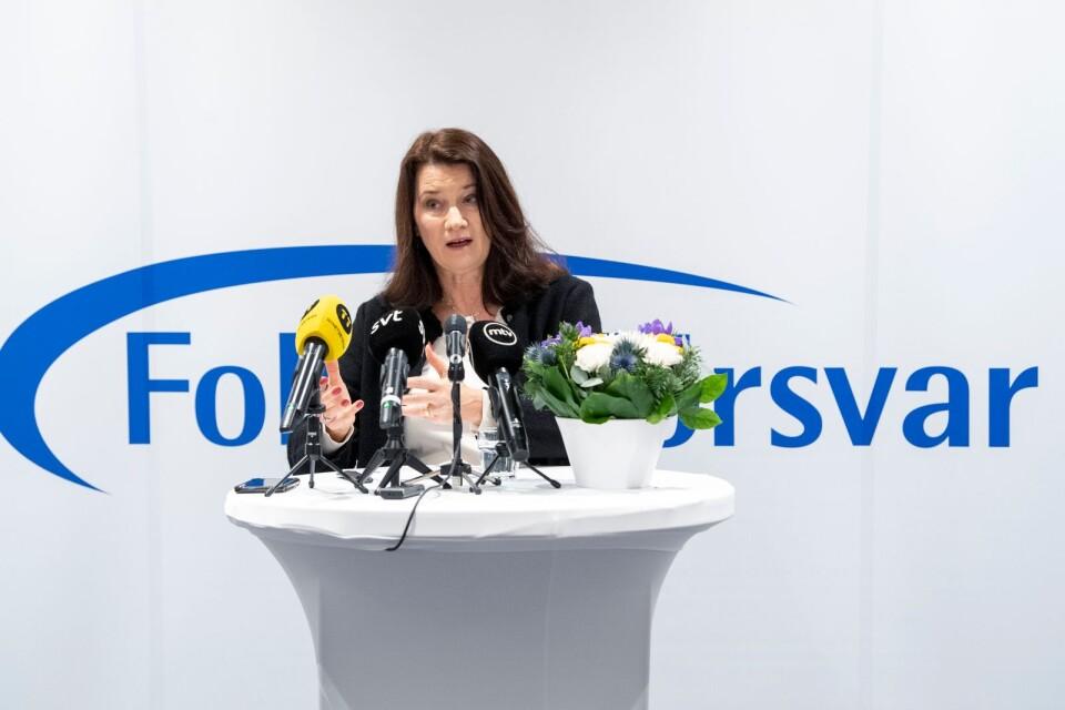 Utrikesminister Ann Linde bryter med den utrikespolitiska aktivismen och radikalismen.