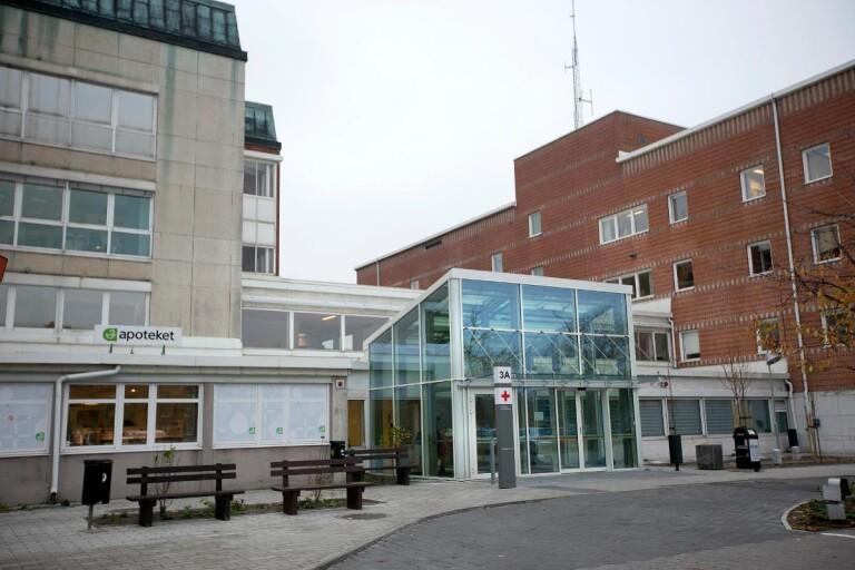 Fler covid-patienter på lasarettet i Ystad