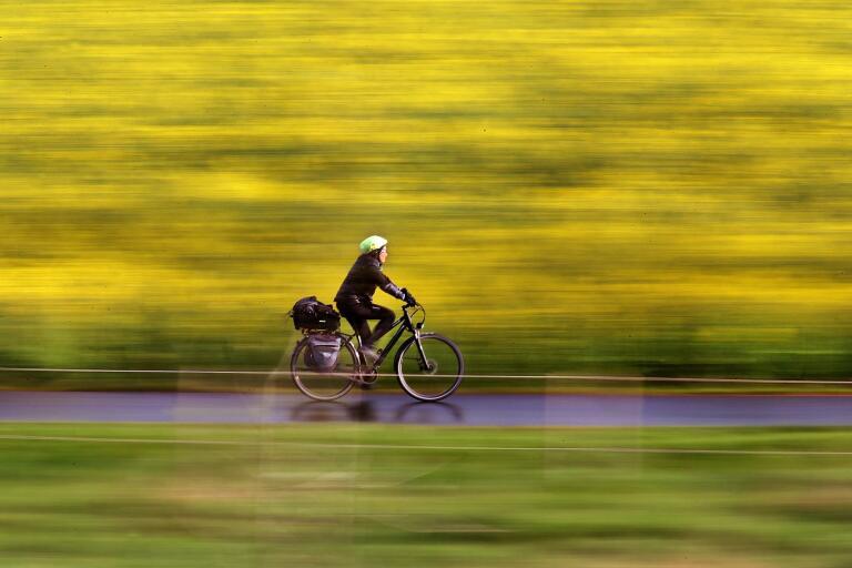Oskarshamns kommun vill utveckla både arbetspendlingen på cykel samt turistcyklingen.