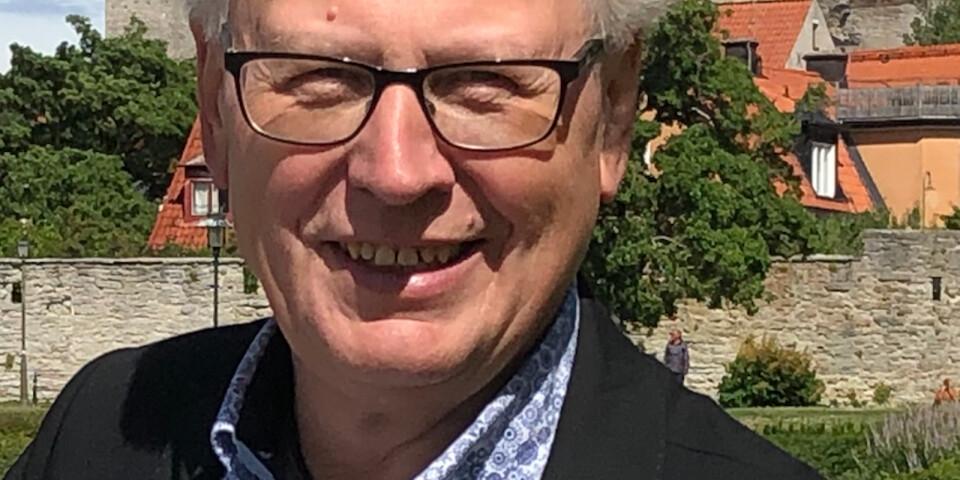 Anders Andersson (KD).distriktsordförande och oppositionsråd i Region Kalmar län.