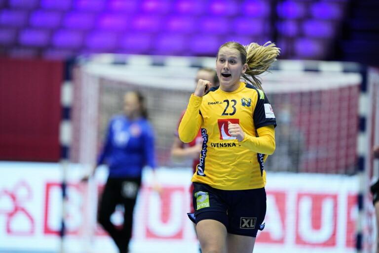 Trots svagt spel – svensk seger i EM-premiären