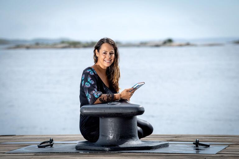 Yamile Lindgren skrivit två böcker, startat ett eget förlag och byggt skolor i Colombia.Nu ger hon ut en ny bok på Yamile Förlag.
