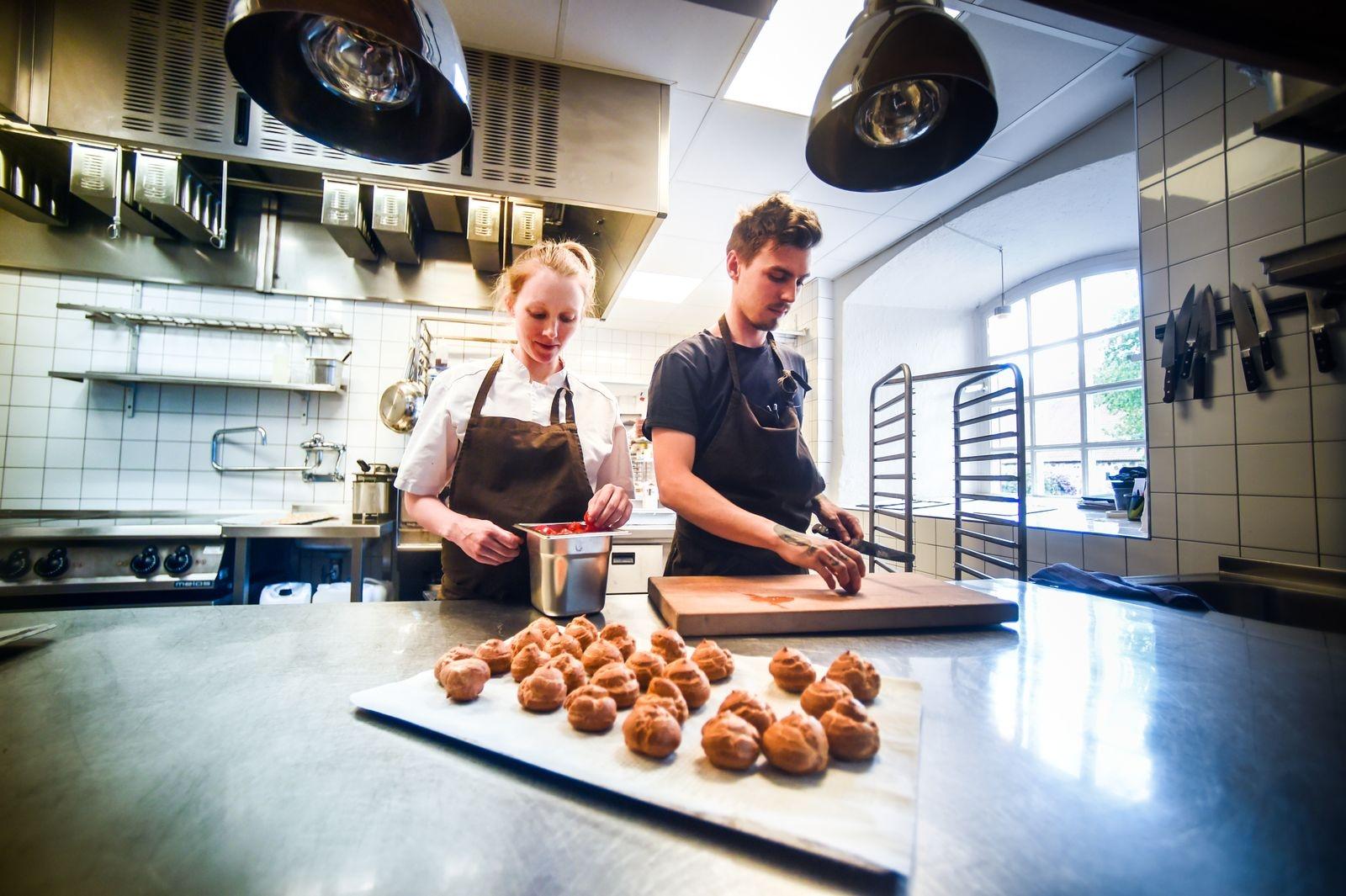 Köksmästarpar lämnar Wanås – känd kock från TV hoppar in