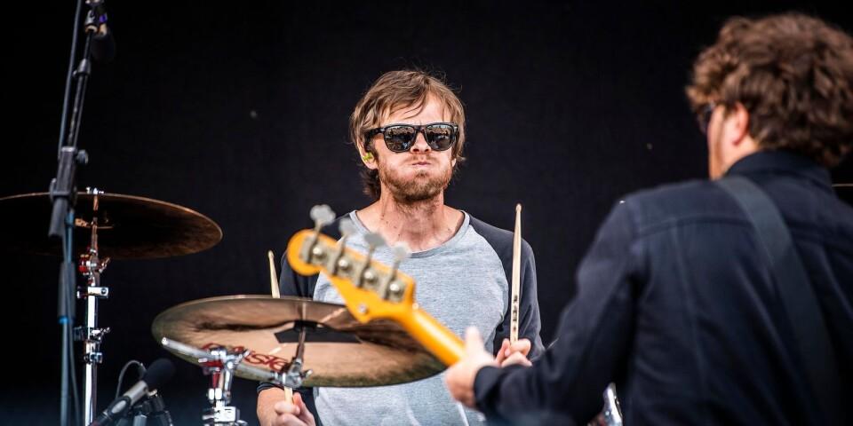 """""""Strängens"""" gamla band gav en känslosam hyllning under onsdagen."""