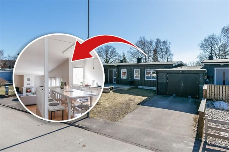 """Oskarshamnsvilla tredje mest klickad i landet: """"Inte dåligt"""""""