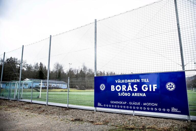 Efter fotbollsbråket – boråsare dömd för olaga hot