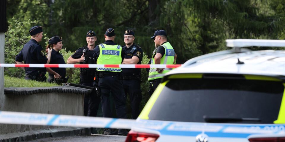 Ett mindre flygplan kraschade vid ett bostadsområde i Ekås utanför Borås på tisdagskvällen. De två personerna ombord på planet omkom. Arkivbild.