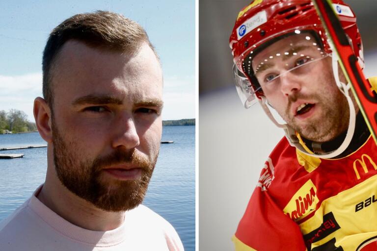Crus Rydberg förlänger med KHC – berättar om beslutet