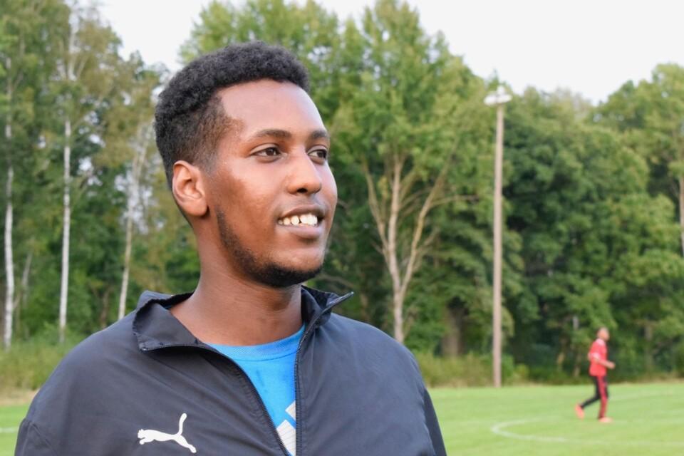 """Abdiramman """"Abdi"""" Ali, age 25."""
