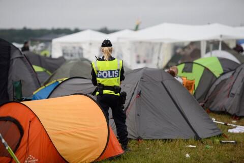 "Ökade narkotikabrott oroar polisen: ""Oacceptabelt"""