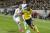 Sverige vann med 2–0 efter Isaks läckra mål