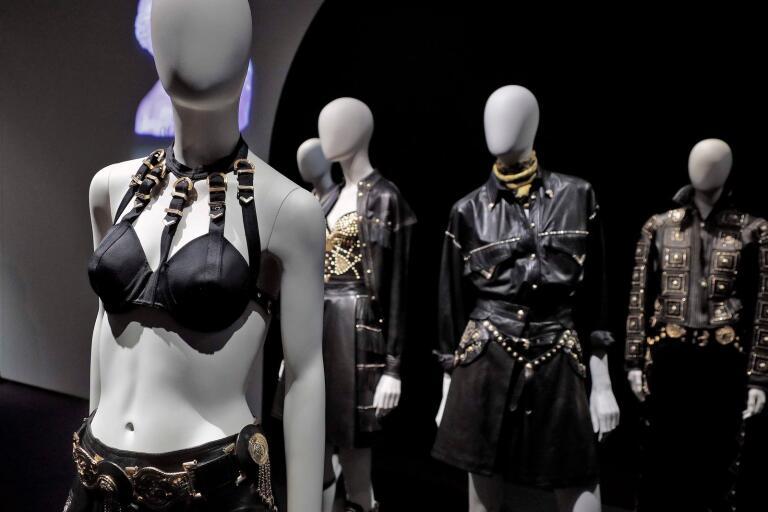 Versace på Textilmuseet.